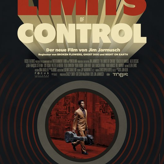 Limits of Control, The Poster