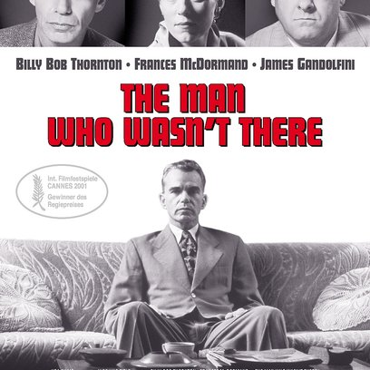 Man Who Wasn't There, The Poster