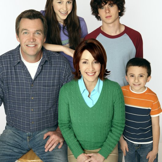 Middle, The / Neil Flynn / Eden Sher / Patricia Heaton / Charlie McDermott / Atticus Shaffer