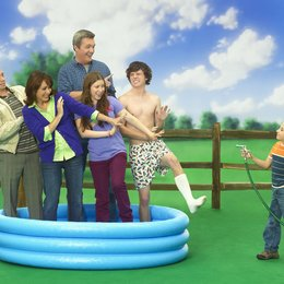Middle, The / Patricia Heaton / Neil Flynn / Eden Sher / Charlie McDermott / Atticus Shaffer