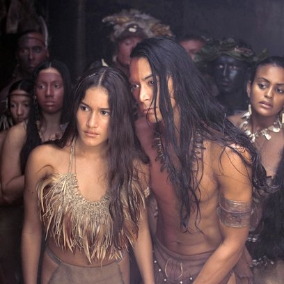 New World, The / Q'Orianka Kilcher / Kalani Queypo Poster