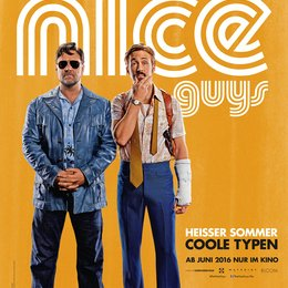 Nice Guys - Nett war gestern!, The / Nice Guys, The Poster