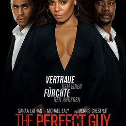 Perfect Guy, The Poster