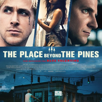 Place Beyond the Pines, The Poster