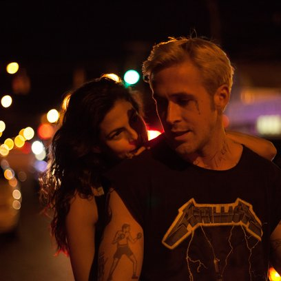Place Beyond the Pines, The / Eva Mendes / Ryan Gosling Poster