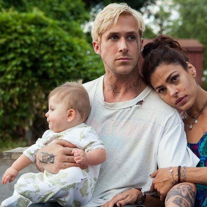 Place Beyond the Pines, The / Ryan Gosling / Eva Mendes Poster