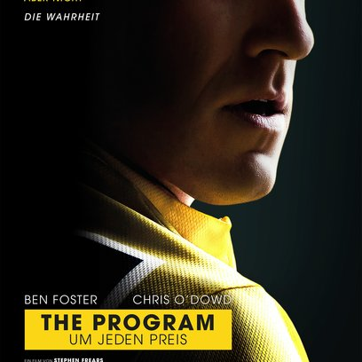 Program - Um jeden Preis, The Poster