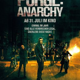 Purge: Anarchy, The / Purge - Anarchy, The Poster