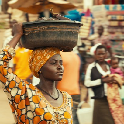 Queen of Katwe, The Poster