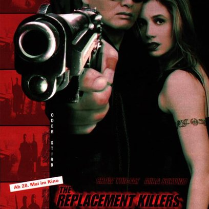 Replacement Killers, The Poster