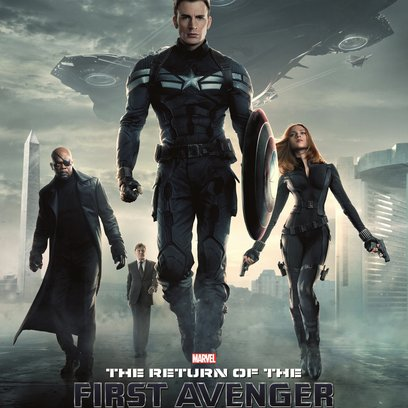 Return of the First Avenger, The Poster
