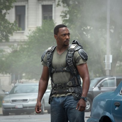 Return of the First Avenger, The / Anthony Mackie Poster