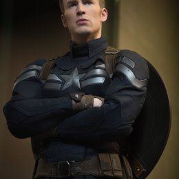 Return of the First Avenger, The / Chris Evans Poster
