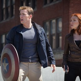 Return of the First Avenger, The / Chris Evans / Scarlett Johansson