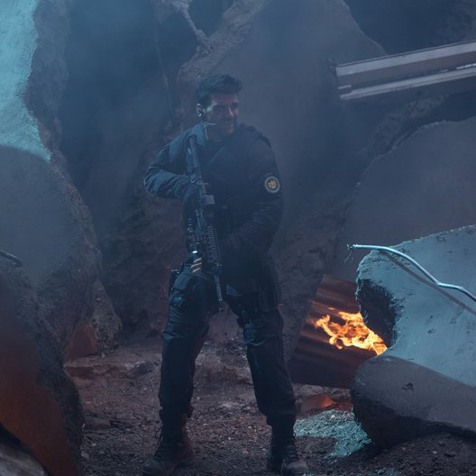 Return of the First Avenger, The / Frank Grillo