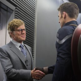Return of the First Avenger, The / Robert Redford / Chris Evans