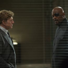 Return of the First Avenger, The / Robert Redford / Samuel L. Jackson