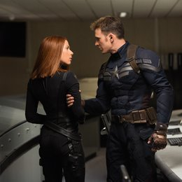 Return of the First Avenger, The / Scarlett Johansson / Chris Evans