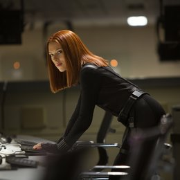 Return of the First Avenger, The / Scarlett Johansson