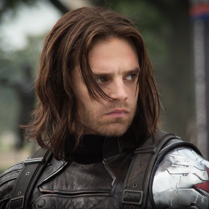 Return of the First Avenger, The / Sebastian Stan Poster
