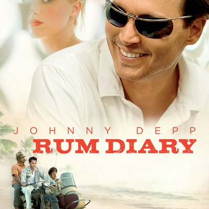 Rum Diary, The Poster