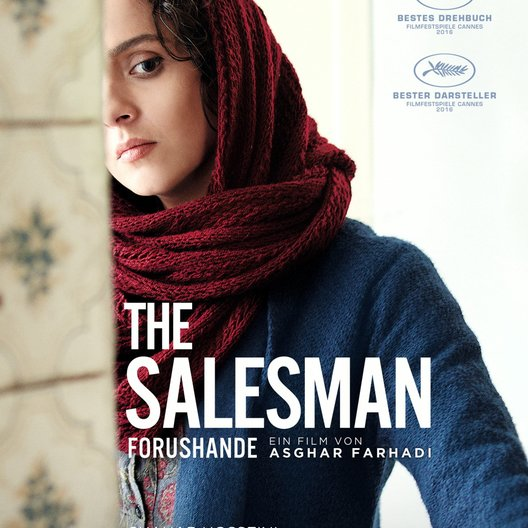 Salesman (Forushande), The Poster