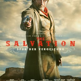 Salvation - Spur der Vergeltung, The / Salvation, The Poster