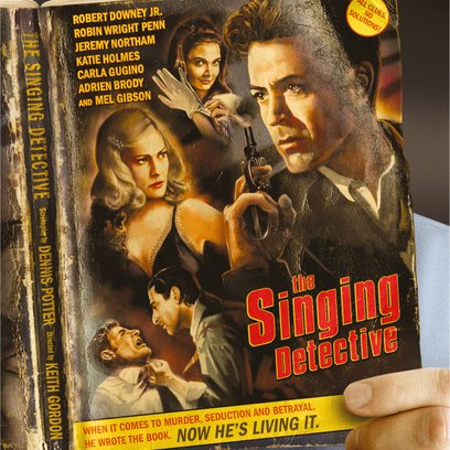 Singing Detective, The Poster