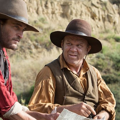 Sisters Brothers, The Poster