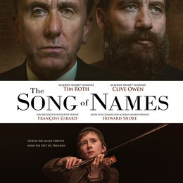 Song of Names, The Poster