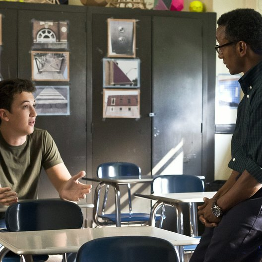 Spectacular Now - Im Hier und Jetzt, The / Miles Teller / Andre Royo Poster