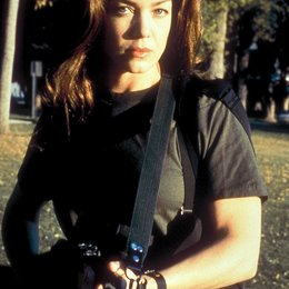 Hard Lessons / Claudia Christian Poster