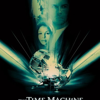 Time Machine, The Poster