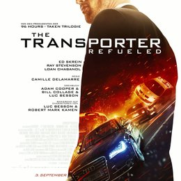 Transporter Refueled, The Poster
