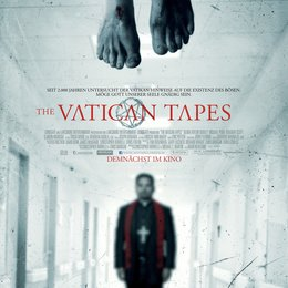 Vatican Tapes, The Poster