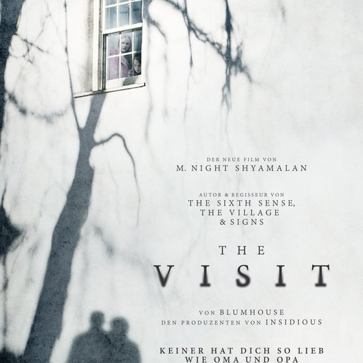 Visit, The Poster