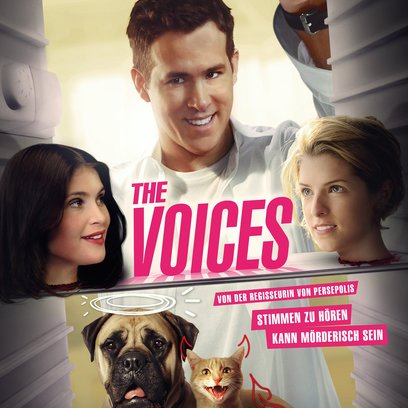 Voices, The Poster