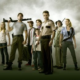Walking Dead - Staffel 01, The Poster