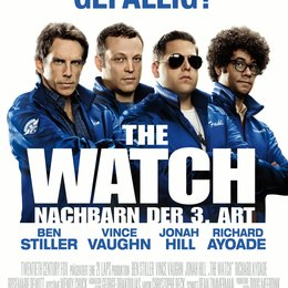 Watch - Nachbarn der 3. Art, The Poster