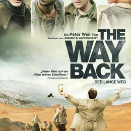Way Back - Der lange Weg, The Poster