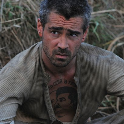 Way Back - Der lange Weg, The / Colin Farrell Poster