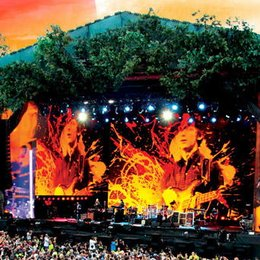 Who - Live in Hyde Park, The Poster