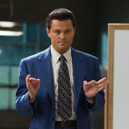 Wolf of Wall Street, The / Leonardo DiCaprio Poster