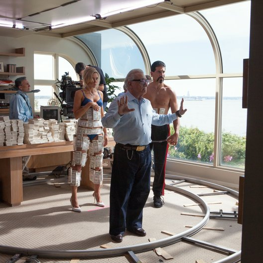 Wolf of Wall Street, The / Set / Martin Scorsese
