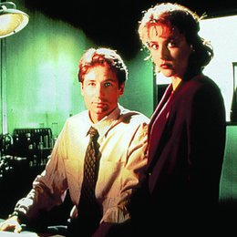 Akte X / David Duchovny / Gillian Anderson / The X-Files Poster