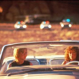 Thelma & Louise / Susan Sarandon (re.) Poster
