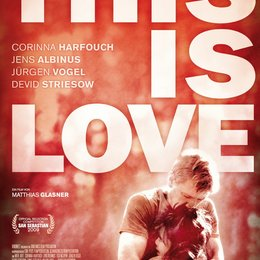 This is Love Poster
