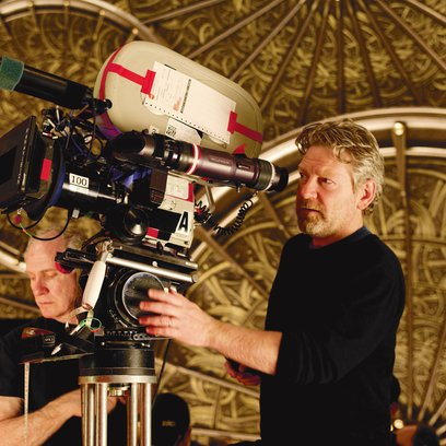 Kenneth Branagh / Set / Thor Poster