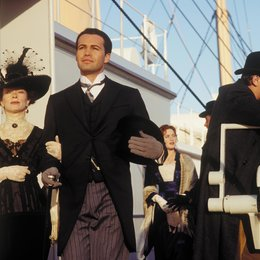 Titanic / Frances Fisher / Billy Zane / Leonardo DiCaprio