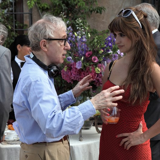 To Rome With Love / Set / Woody Allen